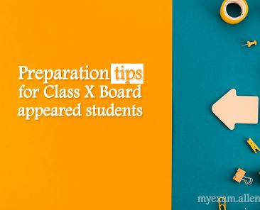 Preparation tips for Class Xth Board