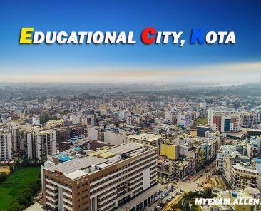 kota coaching city in lockdown