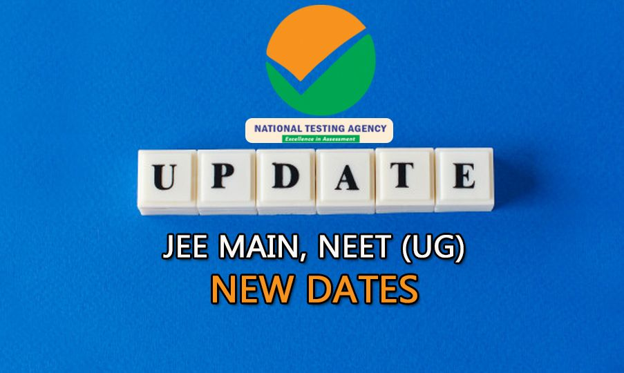 news dates for jee main jee adv and neet