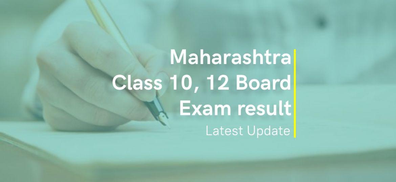 Maharashtra Class 10, 12 Board exam results