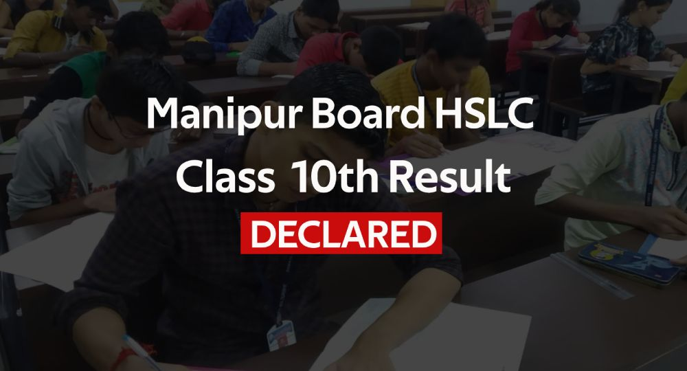 Manipur Class 10th BOard Result