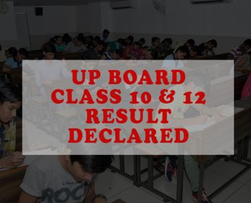 UP Board Class 10 and 12 Result