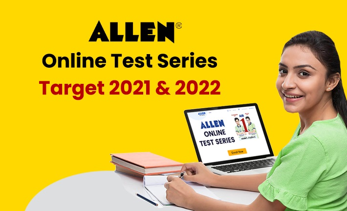 allen online test series