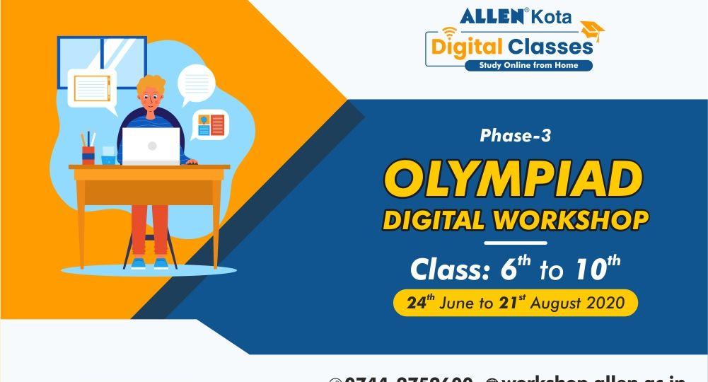 digital workshop for olympiad