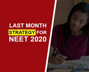 neet 2020 final tips
