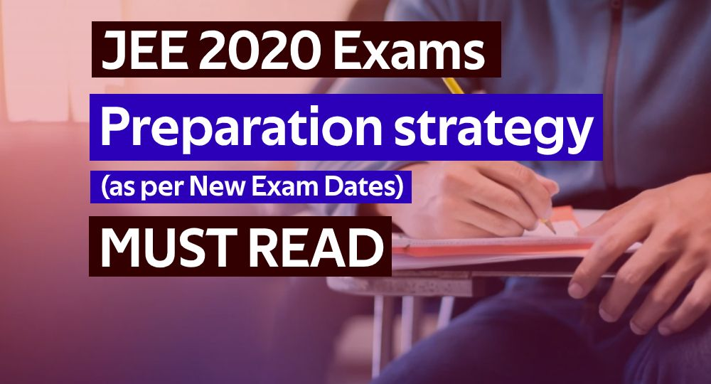 JEE main and iit tips 2020