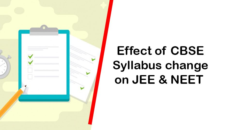 effect of cbse syllabus change