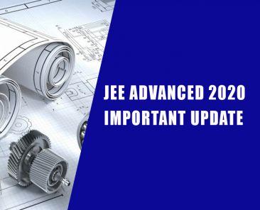 jee adv update