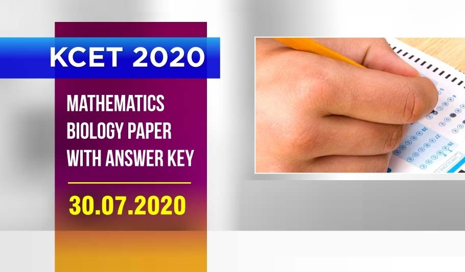kcet-2020-answer keys