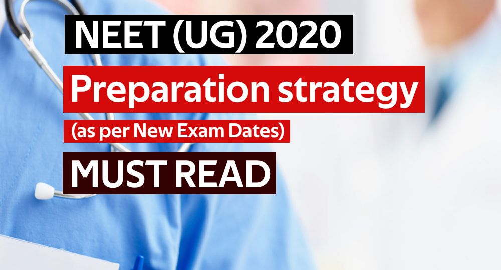 neet ug 2020 preparation tips