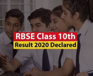 rbse 10th result declared