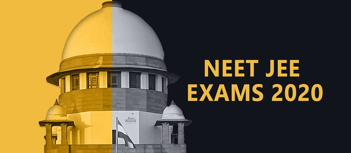 NEET & JEE postponement pleas ruled ou by supreme court