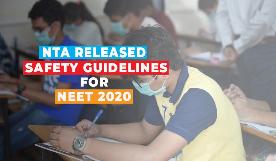 NTA NEET SAFETY GUIDELINES