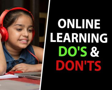 Online Learning Do's & Don'ts