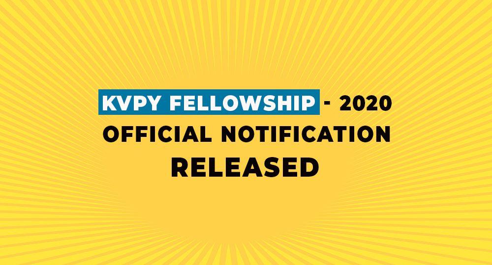 kvpy 2020 dates