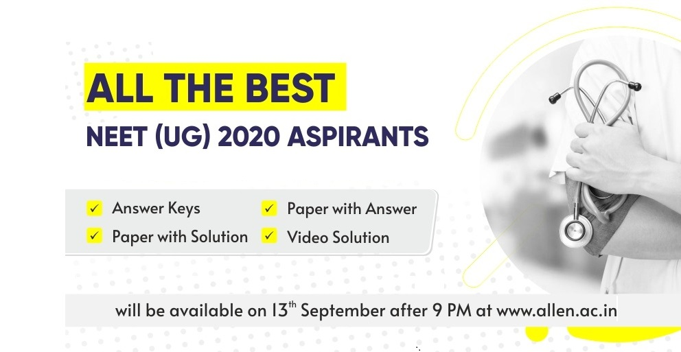 neet answer key and solution