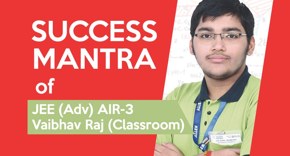 success mantra of vaibhav raj