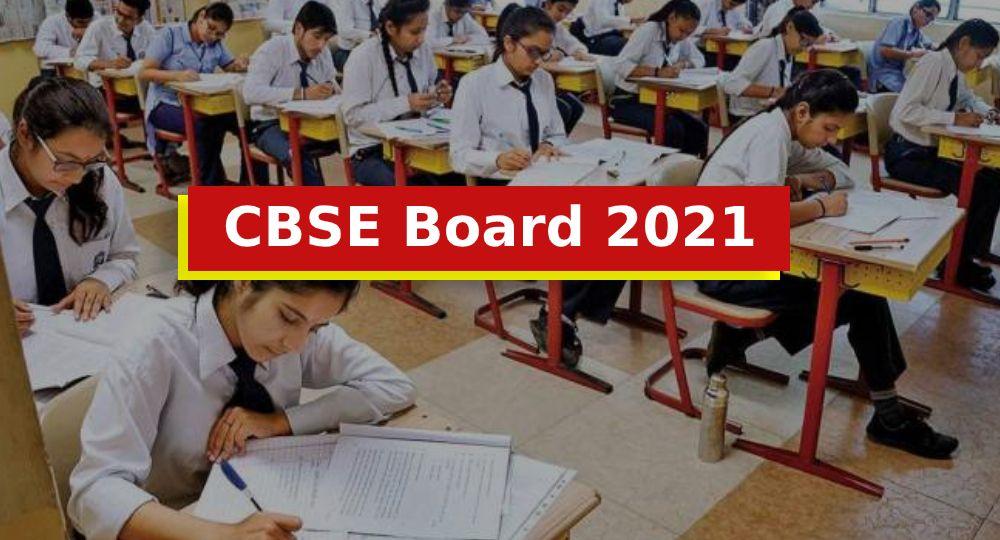 CBSE Board 2021