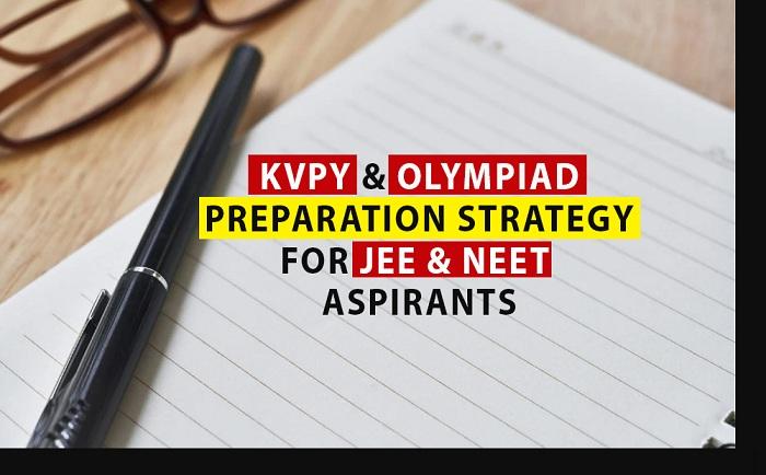 kvpy and olympiads tips
