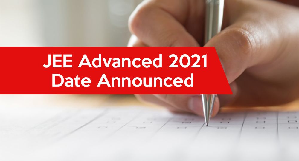 JEE Advanced 2021
