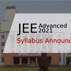 JEE Advanced 2021 Syllabus