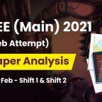 JEE Main Paper Analysis 25 Feb