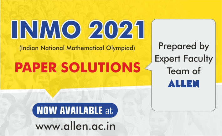 INMO 2021 Paper Solutions Available