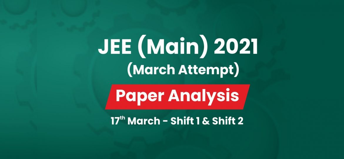 jee main 17 march