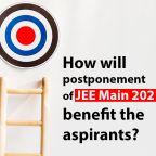 JEE Main 2021 postponement benefits