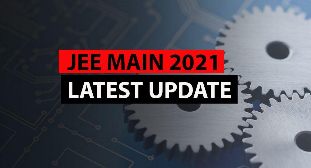 JEE Main update