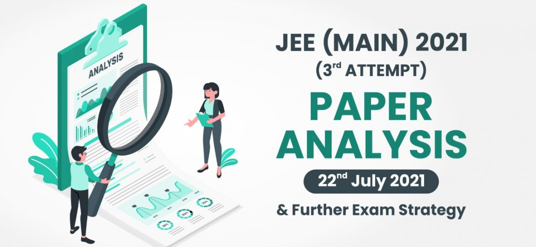 jee main paper analysis