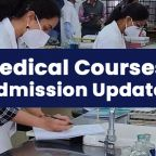 medical courses reservation update