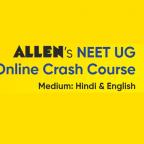 neet crash course allen