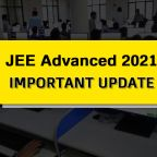JEE Advanced registration schedule