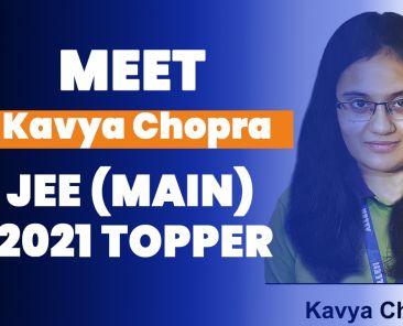 Kavya Chopra