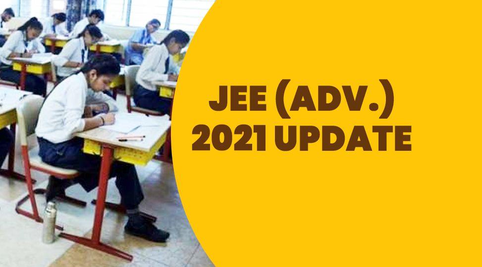 jee advanced update
